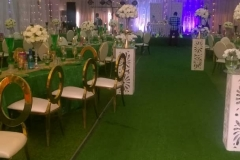'Green' Wedding